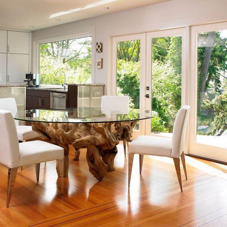 Le bois flotté s'empare du mobilier et de la décoration, inspirez-vous