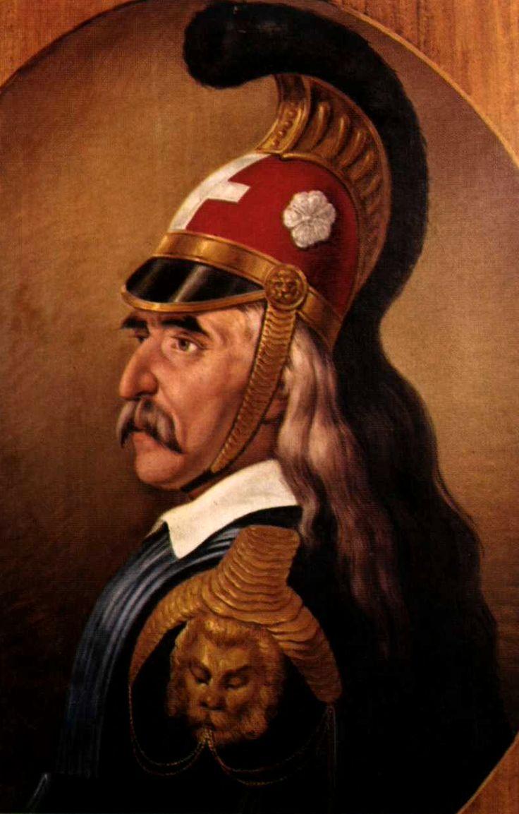 Theodoros Koloktronis (Heroe de la Guerra de independencia de Grecia) 5