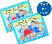 triplet schedule book, schedule book for triplets, baby schedule books,
