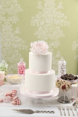 Learn How To Create A Whole Dessert Table At Squires Kitchen Cake Decorating ClassesWedding
