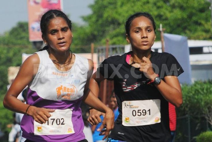 2nd women Marathon on Beti Bachao Beti Padhao organised by vedanectar.com