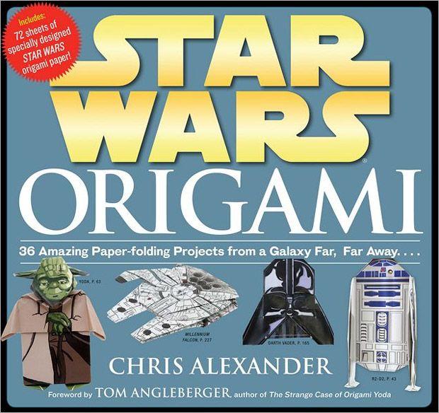 Star Wars Origami36 Amazing, Galaxies, Book, Amazing Paper Folding, Wars Origami, Star Wars, Paper Folding Projects, Stars Wars, Starwars