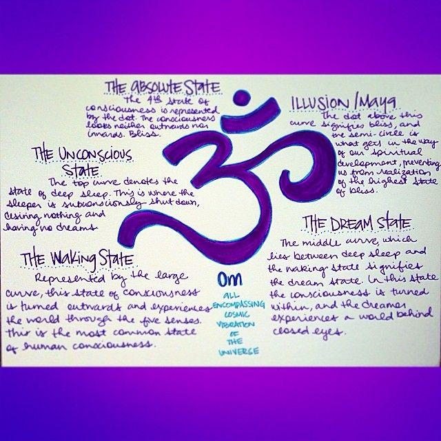What does Om really mean? #yoga #om | Yoga/Meditation ...