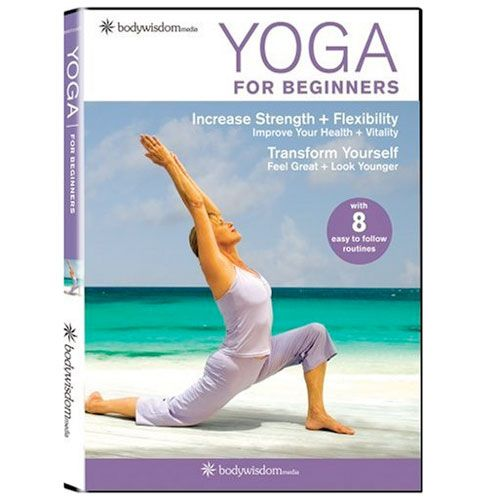 Yoga DVDs for beginners: Our 5 best picks for at-home yoga - Yoga for beginners - http://www.urbanewomen.com/yoga-dvds-for-beginners-our-5-best-picks-for-at-home-yoga.html