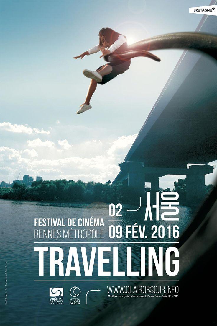 Travelling 2016, Festival de cinéma, Rennes Métropole