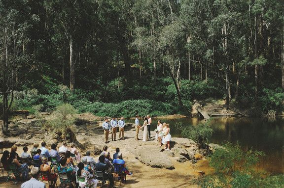 Forest Where? Watagans perhaps, check out community halls in wollombi and laguna and/or other reception venues close