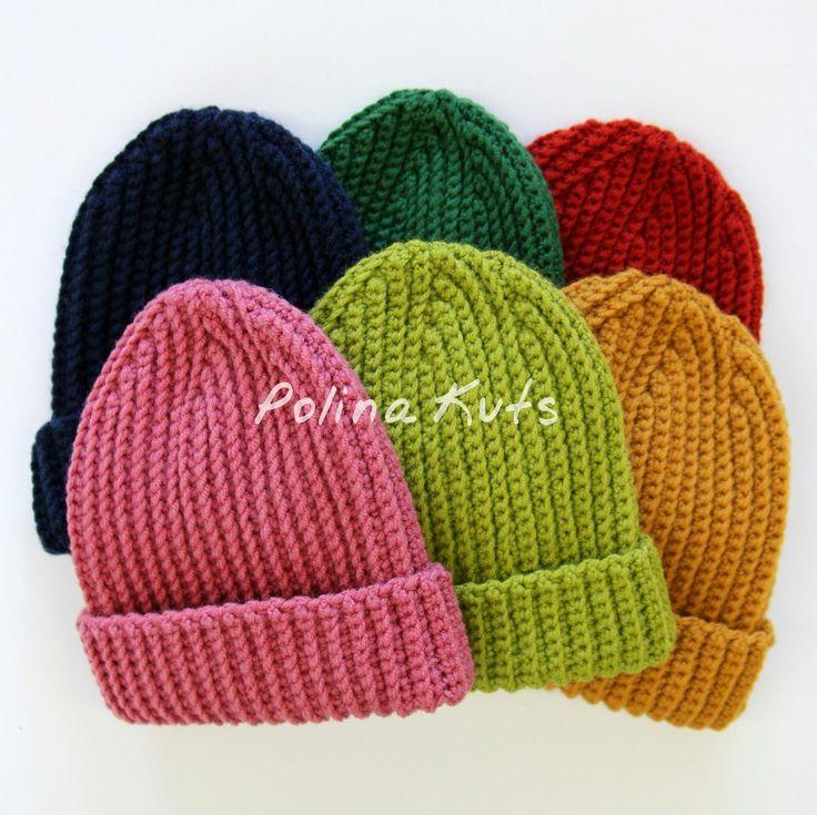 как оформить донышко шапки связанной полупатентной резинской продаже, покупке