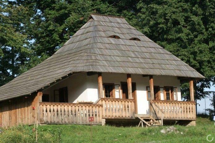 Casa taraneasca romaneasca