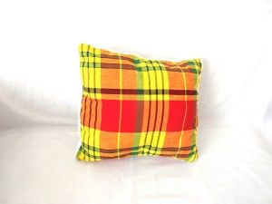 Coussin Madras