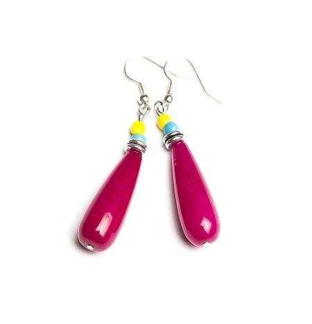 Kleurrijke oorbellen | Veritas