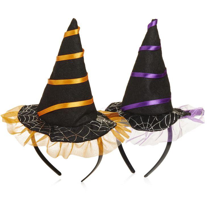 Willko Witches Hat Headband £1.50
