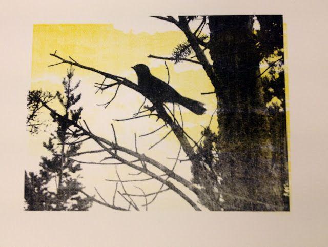 """""""Siluett"""" - Graphic print by Anna Olsson"""