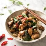 Thai Chilli Basil Chicken Asian Steak Beef Soba Noodle Bowl with Green Beans Cashew Chicken Meatballs Sticky Chicken Drumsticks in Chinese Plum Sauce Chinese Satay Chicken Stir Fry Asian Salmon Salad San Choy Bow...Read More »