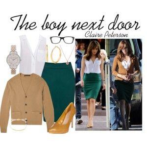 The Boy Next Door #TheBoyNextDoor #JenniferLopez #ClairePeterson #HighSchoolTeacher #TheBoy #Next #Door #Jennifer #Lopez #Claire #Peterson #High #School #Teacher