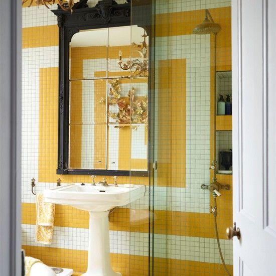 Bathroom Tiles Yellow 44 best bathrooms.etc images on pinterest | bathroom ideas