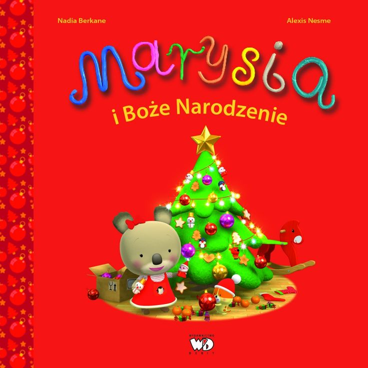 świąteczne książki dla dzieci