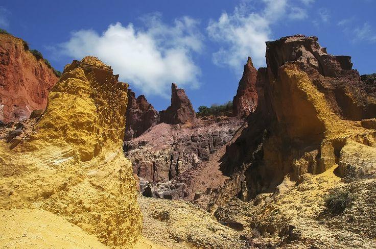 Falésias em coqueirinho, João Pessoa   Do Cabo Branco ao litoral sul da PB   Com imagens de Tambaba, a praia naturista da Paraíba. - SkyscraperCity