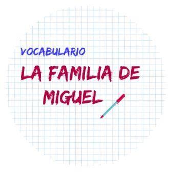 """""""LA FAMILIA""""  es un vocabulario básico que debes aprender rápidamente. Aquí tienes el vocabulario más importante, después un texto y eje..."""