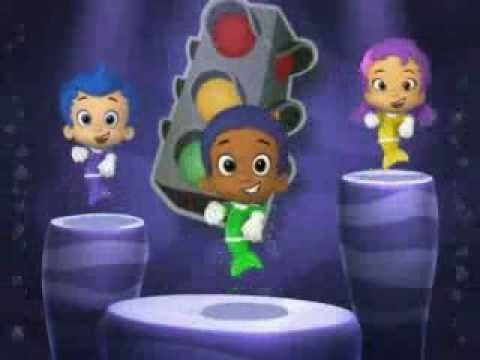 Bubble Guppies Tunes 4 Color Dance Youtube Toddler