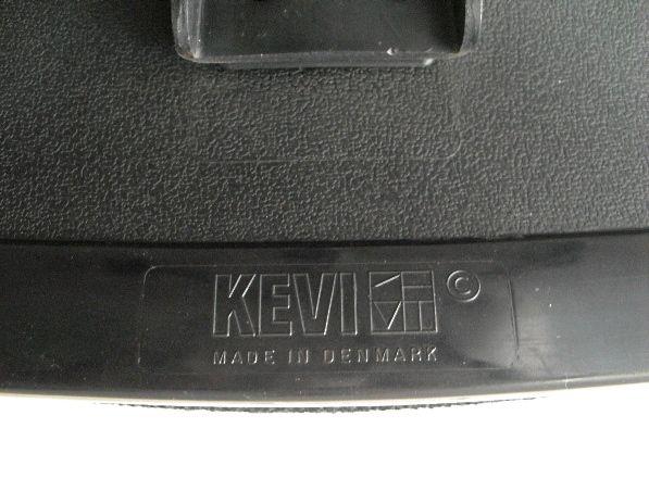 KEVI Chair - Arm (DENMARK) Design Jorgen Rasmussen : ye-ye