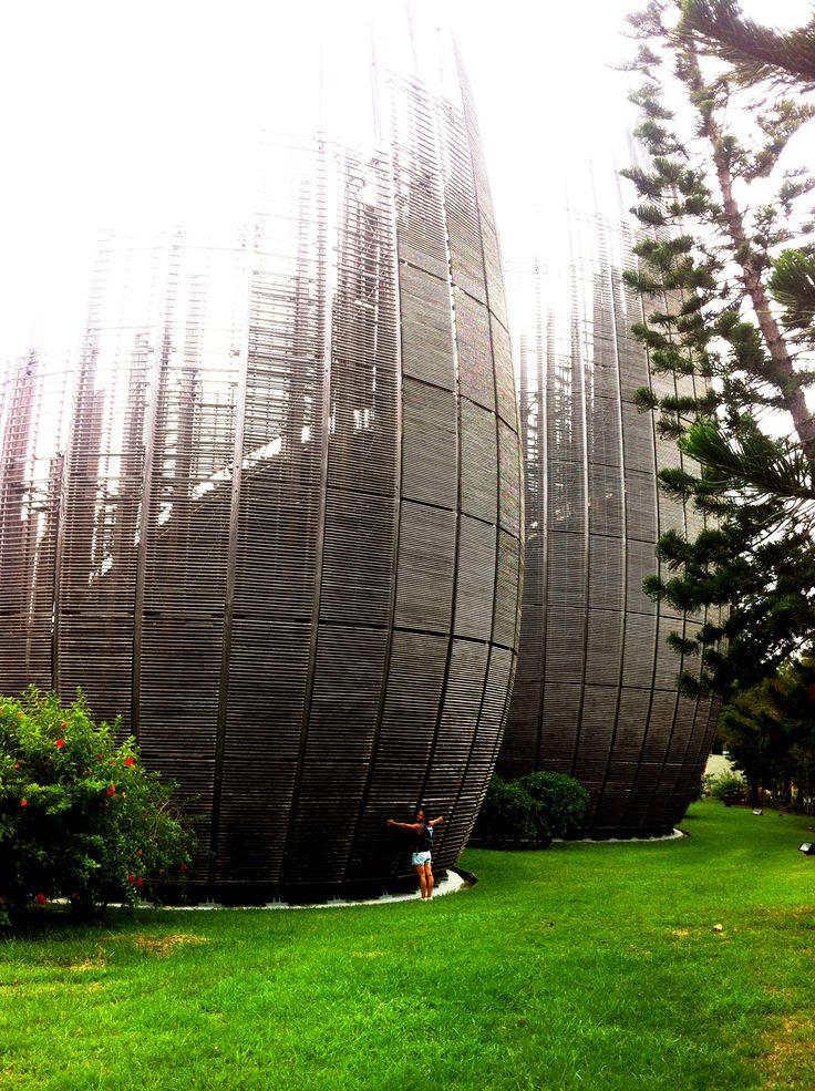 Cultural centre - New Caledonia