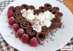 Шоколадні млинці / Млинці / Кукорама — смачні рецепти!