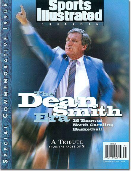 Carolina Tar Heels Basketball | Dean Smith, Basketball, North Carolina Tar Heels - 10.29.97 - SI Vault