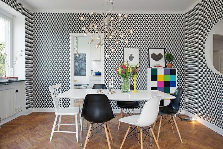 Boråstapeter scandinavian design
