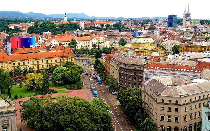 Zagreb Nasıl Gidilir