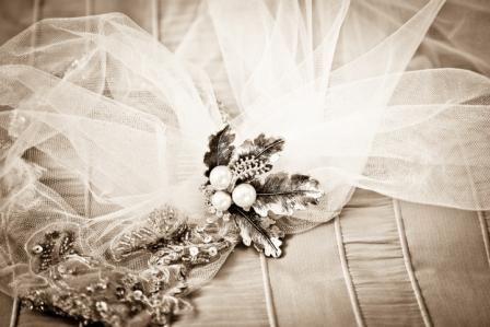 My Vellos Bridal Headpiece