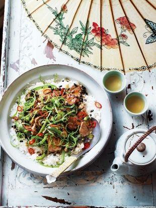 Pork & black beans | Jamie Oliver