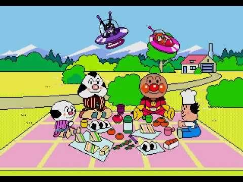 [PICO] それいけ! アンパンマンのおはなしだいすきアンパンマン Japanese Kids TV Animation Music Song...