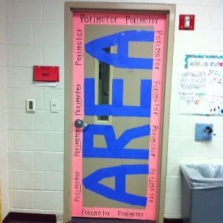 Create this kind of display anywhere in your classroom!