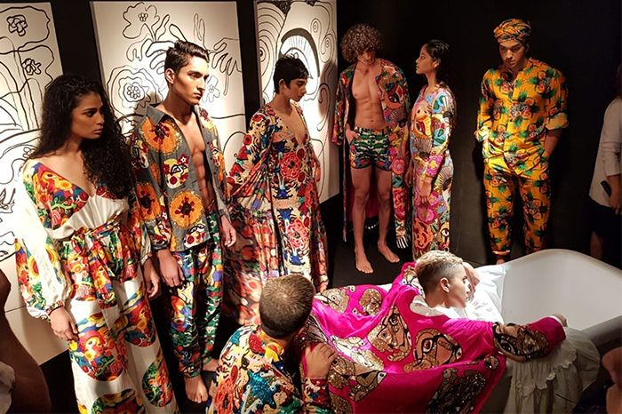 Indian Fashion Labels With Their Gender Fluid Clothing Fashion Fashion Labels Indian Fashion