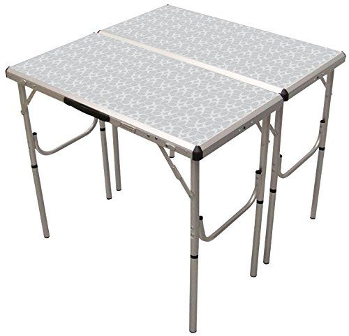 Camping Tables - Coleman 4In1 Outdoor Table with Mosaic Top >>> Check out this great product.