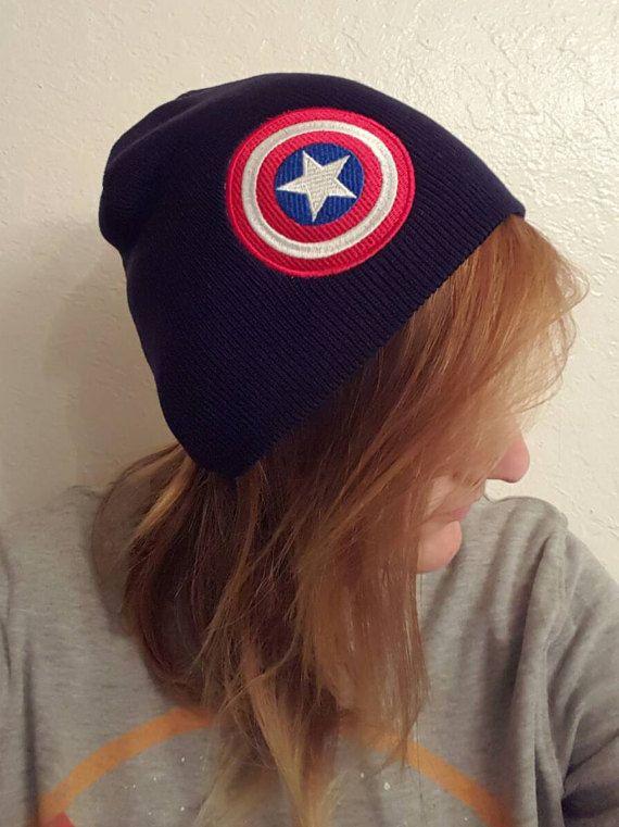 Bouclier de Captain America par NerdyUnicornTavern sur Etsy