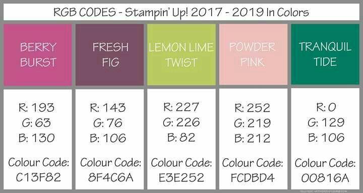 hex color codes list pdf