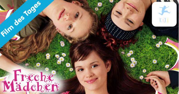 Freche Mädchen – Film des Tages bei Kixi Kinderkino.de – Kinderkino