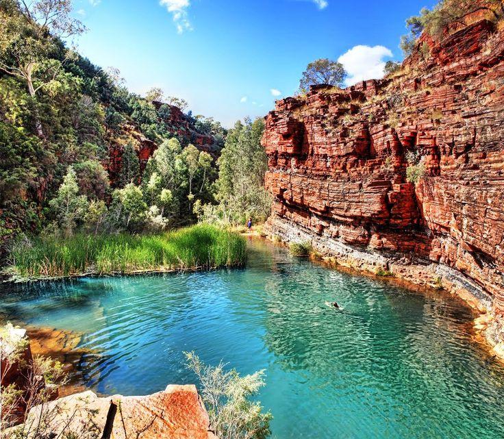 Karijini National Park, Western Australia!!!