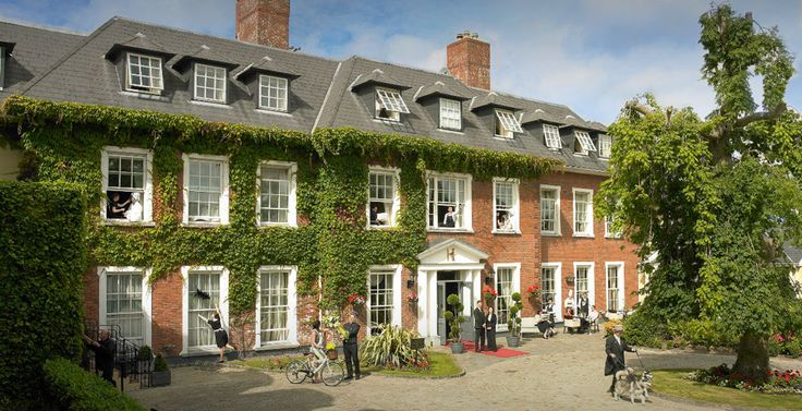 Hayfield Manor #Cork #Ireland - I was living temporarily in Cork & stayed here. Normally long stays where me out but I didn't want to leave! Walked into town easily, had incredible tea service in my room & the best bath ever. Wonderful service and fantastic breakfasts.