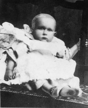 The Unknown Titanic Child   Days after the Titanic sank the body of a baby boy was found. After he  could not be identified he was buried in Nova Scotia .  2007 his idenity was narrowed down the  to Sidney Goodwin. More  DNA testing was carried out on a tooth from the body and when compared to the DNA of a surviving Goodwin relative it proved as a match. It confirmed that 'the unknown child' was Sidney Goodwin.  His parents and siblings did not survive.