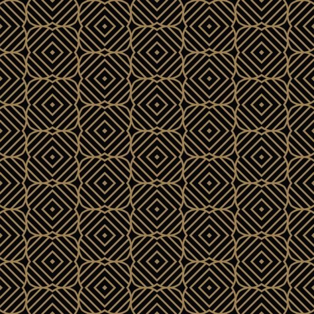 Seamless Pattern With Squares Black Gold Diagonal Braided Striped Lines Seamless Background Brown Png And Vector With Transparent Background For Free Downloa Art Deco Pattern Seamless Patterns Typography Art