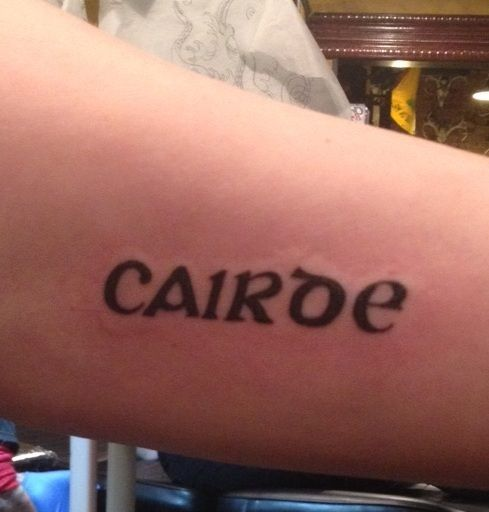 201 best images about the big board of irish dancing on for Irish gaelic tattoos