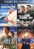 Abel's Field/The Might Macs/Soul Surfer/When the Game Stands Tall [DVD]