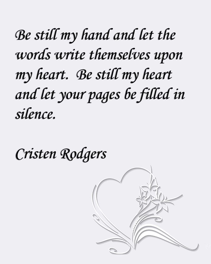 #poem #poetry #love #writing #silence #spirituality #cristen rodgers #