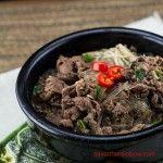 Korean Bulgogi Stew