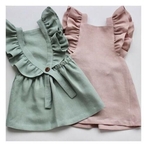 Elegant classic and goes well for any occasion. Our ruffle princess summer dress makes a great every day dress or pair it with some accessories for a wedding look or a birthday party dress. - Baby Girl Dress - Ideas of Baby Girl Dress Baby Outfits, Baby Girl Party Dresses, Kids Outfits, Girls Dresses, Vintage Outfits, Vintage Baby Clothes, Vintage Girls, Dress Vintage, Open Dress