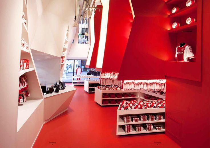 Ajax Football Club: The Ajax Experience - Print (image) - Creativity Online