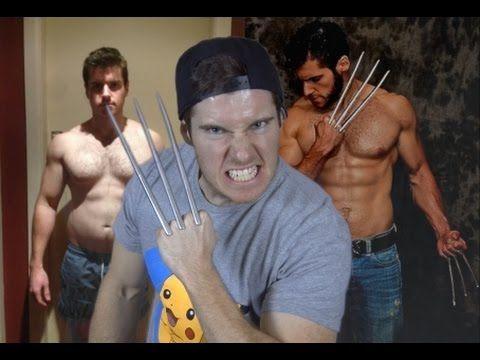 """""""The Wolverine"""" Diet & Training Walkthrough - YouTube"""