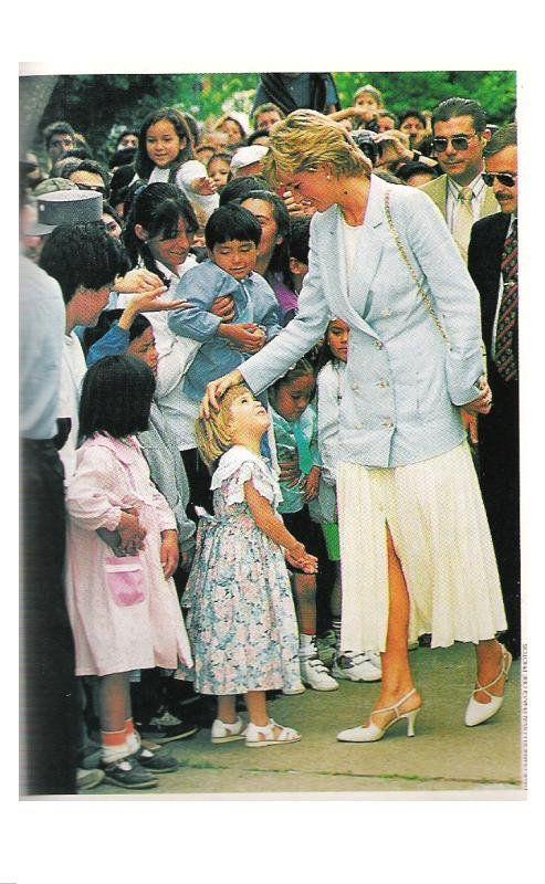 Princess Diana - 1995